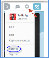 settings in txt box